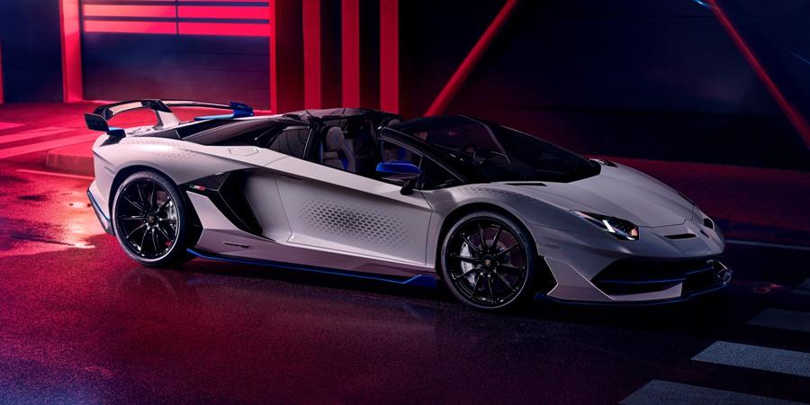Personalized Lamborghini Aventador SVJ Xago Edition
