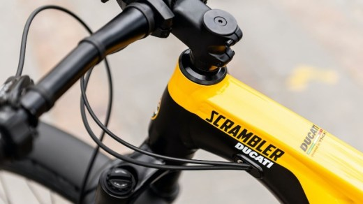 Sepeda Listrik Ducati Scrambler