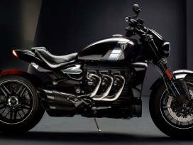 Triumph Rocket 3 TFC - Right Side