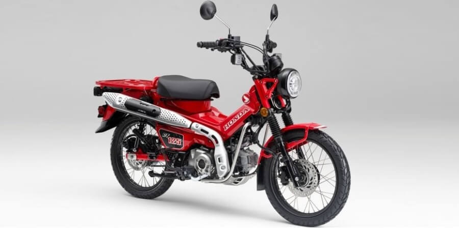 Honda CT125 - Harga 75 Juta