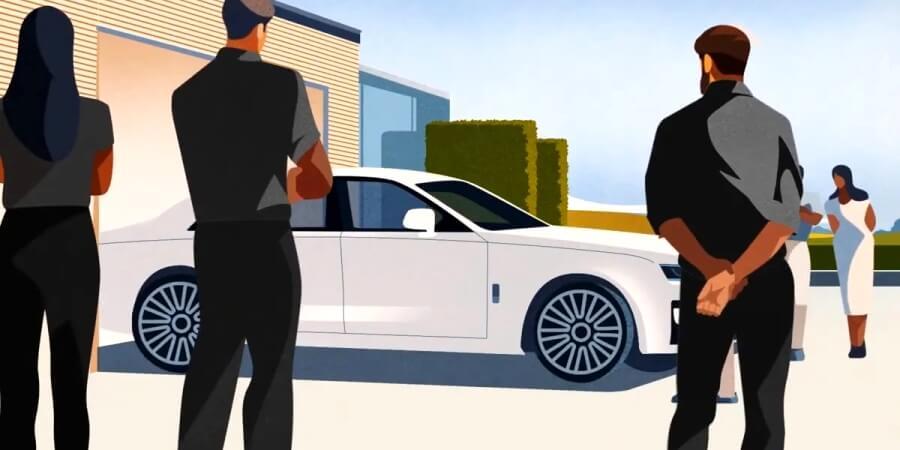 Rolls-Royce Ghost 2021 - Senyaman Karpet Terbang