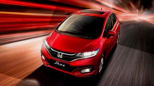 Honda Jazz Facelift - Honda Tanggapi Yaris Facelift 2020