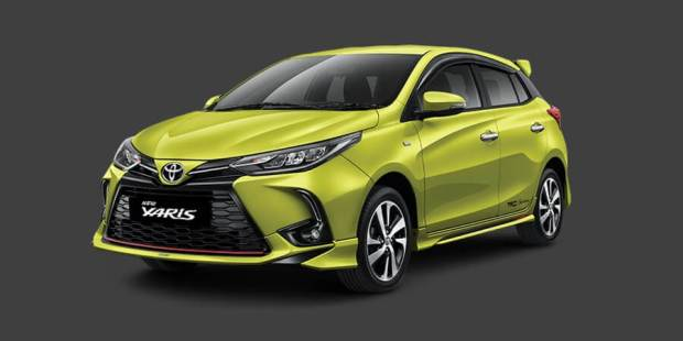 Toyota Yaris 2020 Facelift Diluncurkan 8 September 2020