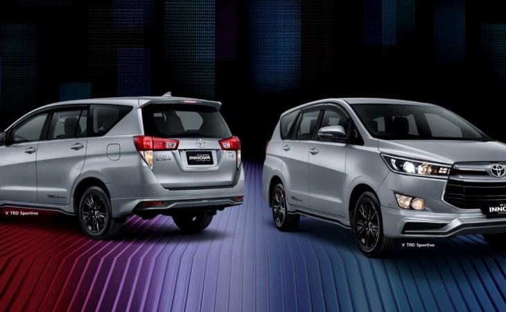 Kijang Innova TRD Sportivo Tidak Kena Facelift 2020