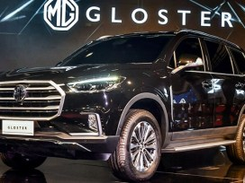 MG Gloster Diluncurkan di India - SUV 7-Seater Ladder Frame
