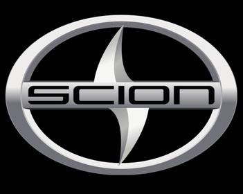 Logo Scion - Toyota Subsidiary