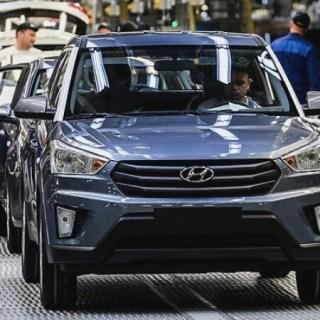 Pembangunan Pabrik Hyundai di Indonesia