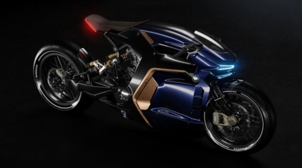 BMW Concept Motorcycle
