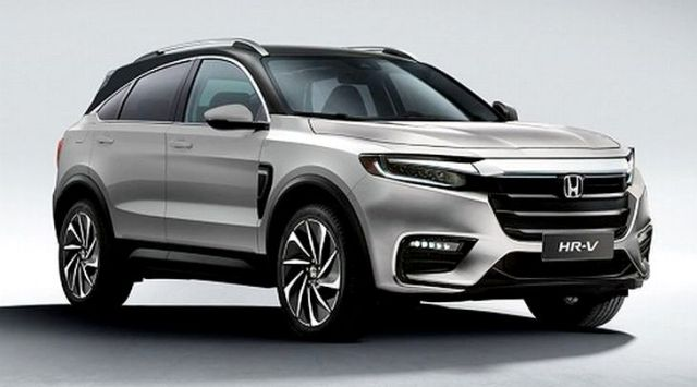 Honda HRV Generasi Baru - Reka Digital