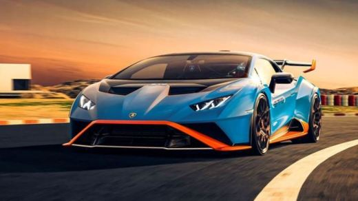 Pencapaian Lamborghini 2020