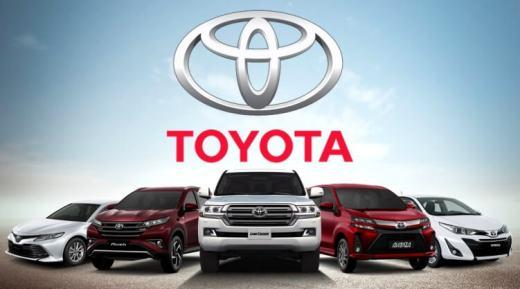 Penjualan Toyota Global Tahun 2020 saat dunia dilanda Pandemi Covid-19