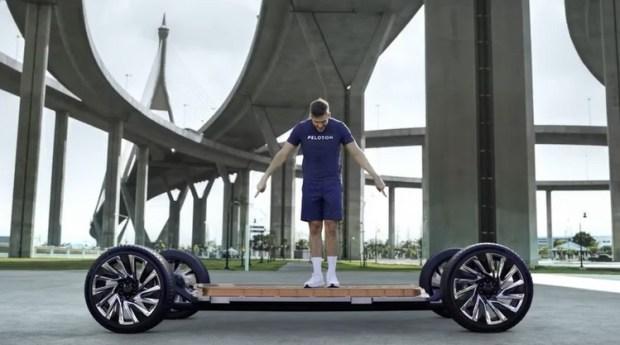 Platform Ultium - Mobil Listrik GM