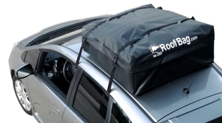 Roof Bag Mobil - Alternatif pilihan RoofBox