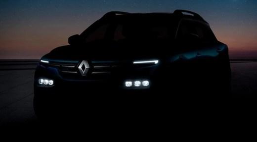 Teaser Resmi Renault Kiger versi Produksi - 2021