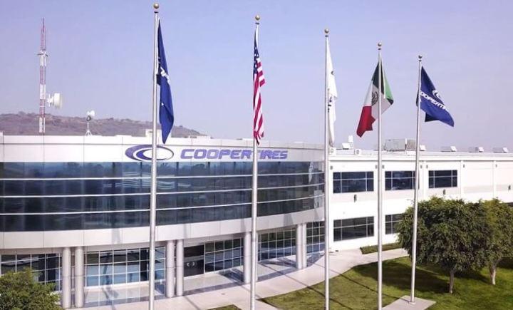 Fasilitas Produksi Ban CooperTires di AS