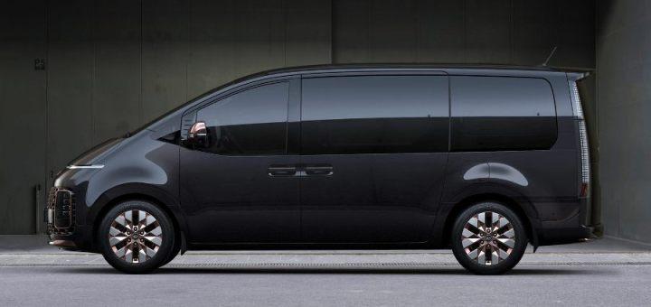 Hyundai Staria debut global di 5 negara