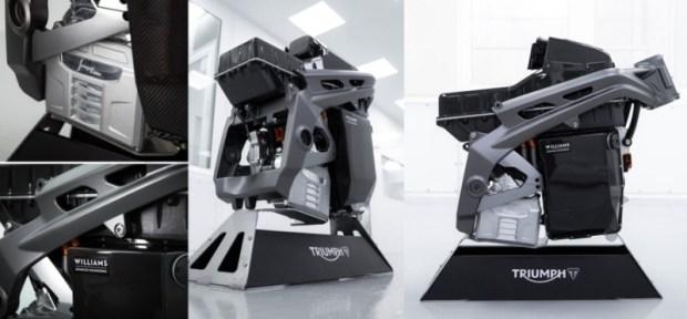 Triumph Electric 1 (TE-1) - Williams Technology