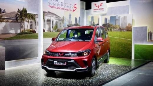 Wuling Confero Facelift 2021 - Perubahan Wajah