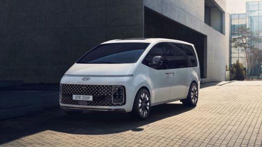 Hyundai Staria - Eks.3