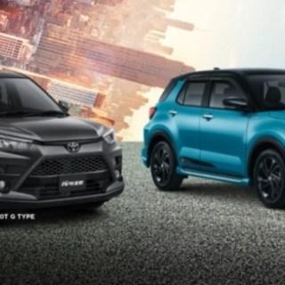 Beli Kredit Toyota Raize - Berapa DP dan Cicilan Termurah