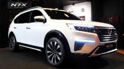Honda N7X Concept - World Premier