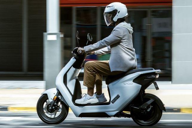 Honda U-Go - Skuter Electric