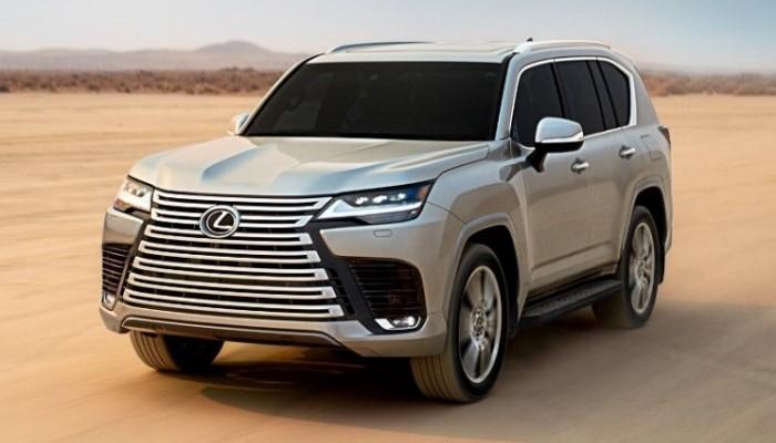 Lexus LX 600 Debut Global - 14 October 2022