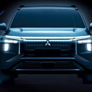 Mitsubishi EV Concept - Mirip Xpander