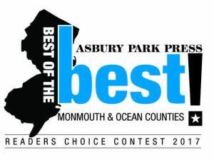 APP Best Podiatrist of Monmouth County 2017