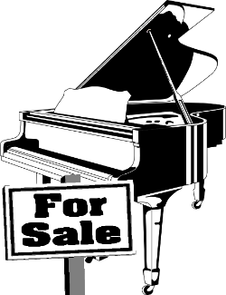 Sell Your Piano