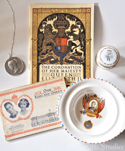 Royal commemoratives