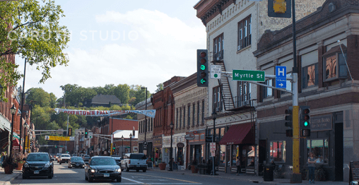main street of stillwater minnesota
