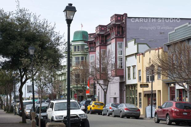 Eureka Old Town