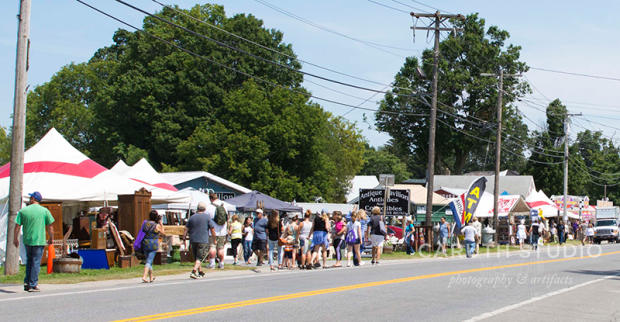 Madison Bouckville Antiques Week