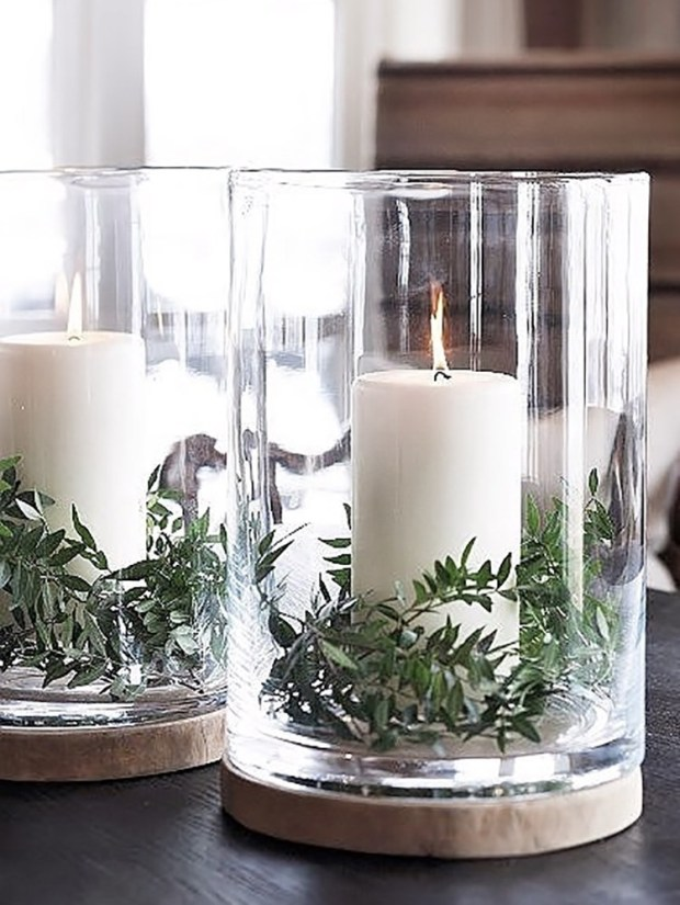 Simple-Holiday-Decor-Candle-Holders