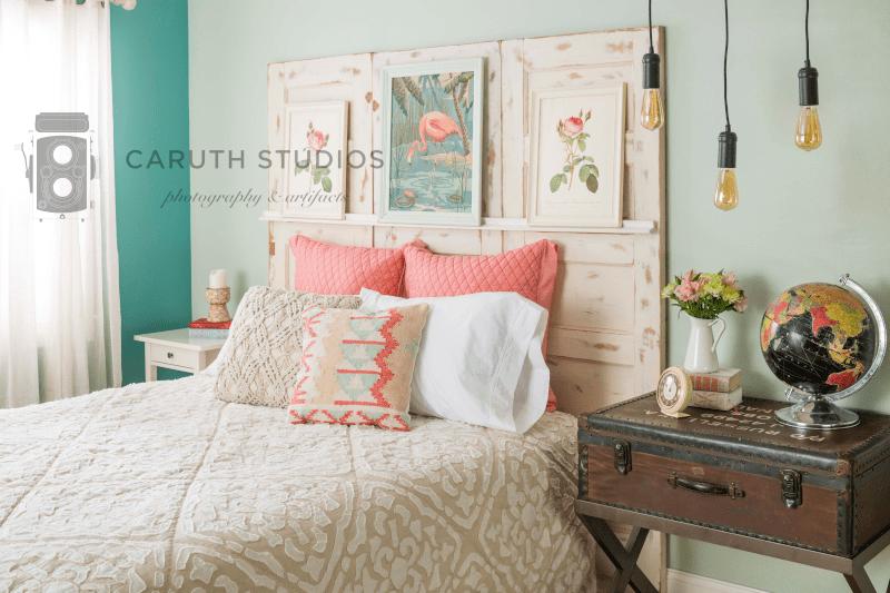 Flea Market bedroom overall
