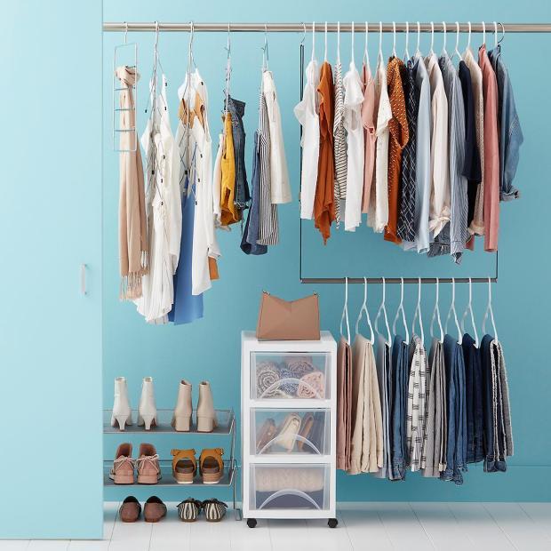 College Closet Solution