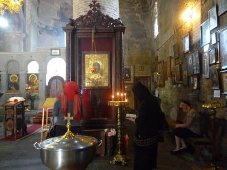 tbilisi iglesia ortodoxa carvansaray