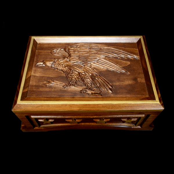 Colonial_Eagle_Box_top-view