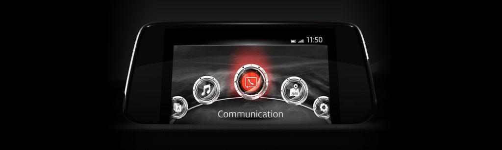 新型CX-5内装オプション画像