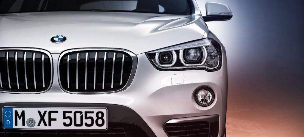 BMWX1外装画像