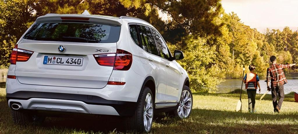 BMWx3評価