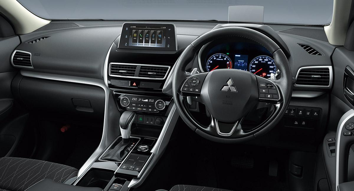 新型エクリプスクロスの内装を画像48枚で徹底レビュー!【グレード別の違い有り】後部座席・シートアレンジの実用性は◎|CARVEL | SUV大好きブログ