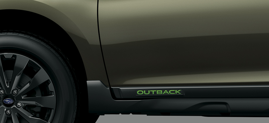 新型レガシィアウトバックX-BREAK