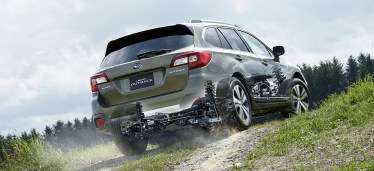 新型レガシィアウトバックの価格・サイズ・納期まとめ!ハリアーとライバル車比較すると・・割安感もあるぜ!