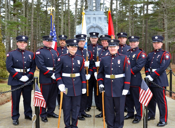 2017 Honor Guard