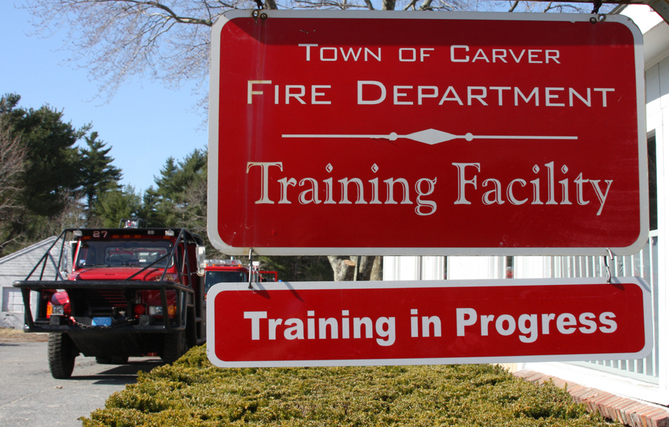 Training Facility Carver Fire Department