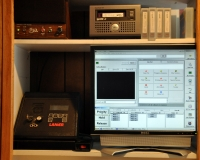 911 Caller Playback box, Dell Tape Back-up System and Entergy Siren Notification Unit