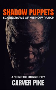 Book Cover: Shadow Puppets: Scarecrows of Minnow Ranch