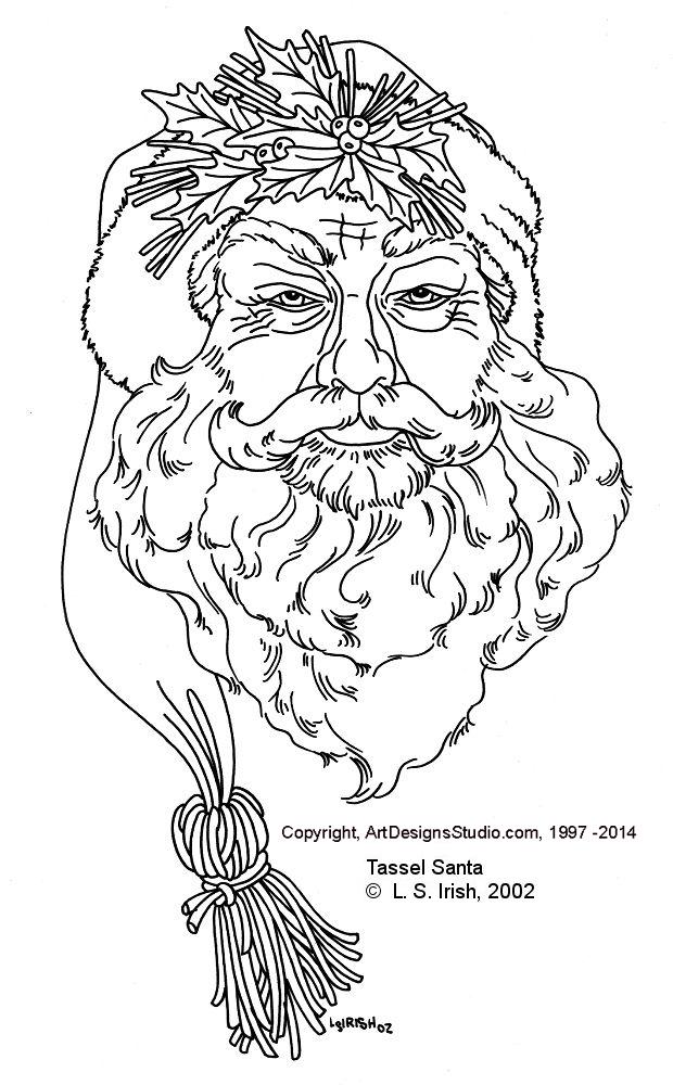 Lora Irish's Santa